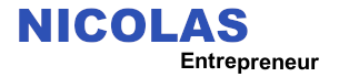 Nicolas Entrepreneur 06 66 15 12 00